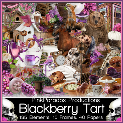 BlackberryTart